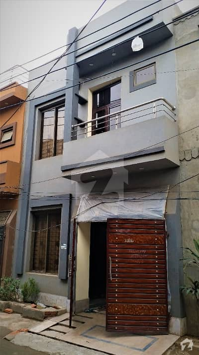 3 Marla Brand New Double Storey House On Ideal Location For Sale In Lahore Pakistan