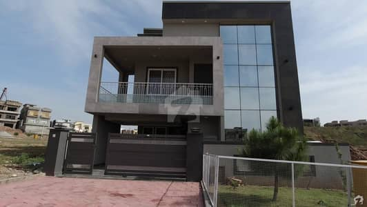 14 Marla Brand New House Is Available For Sale In Bahria Town Phase 8