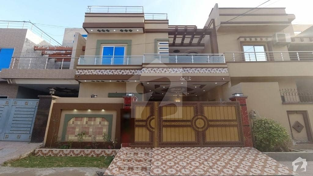 8 Marla House Ideally Situated In Military Accounts Housing Society