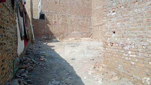 12 Marla Commercial Plot In Dalazak Road