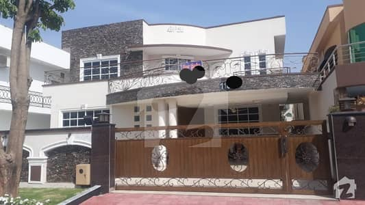 Ideal House Is Available For Sale In Rawalpindi