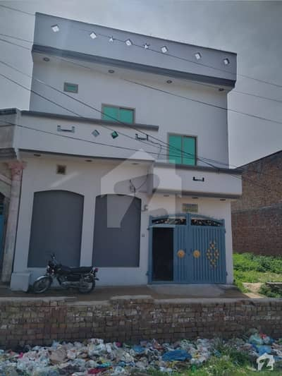 Brand New Double Story House For Sell In Rasool Pura Sambrial At Most Wanted Location