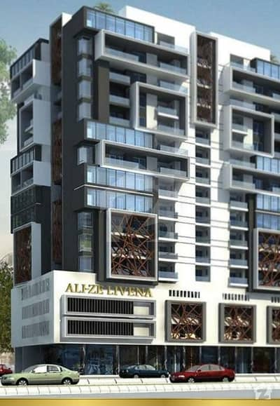 Apartments Available For Sale On Booking With Easy Monthly Instalments And 100% Adjustment