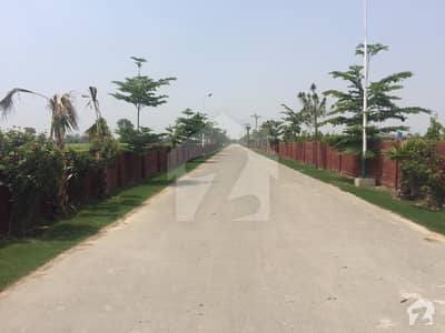 Sarfraz Hamid Properties Offers 20 Marla Residential Plot For Sale In DHA Phase 6 Block D Good Location Back Of Main Road