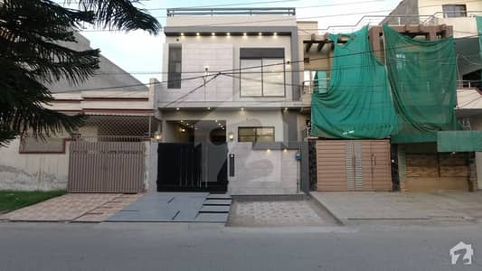 5 Marla Brand New Triple Storey House Is Available For Sale In Johar Town Lahore