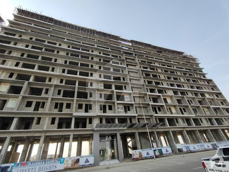810  Square Feet Flat Available For Sale In Bahria Town Karachi