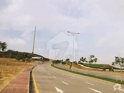 Available For Sale Precinct 50 500 Sq Yards  Possession Plot. The Plot In Near Of Central Park, Near Jinnah Avenue.