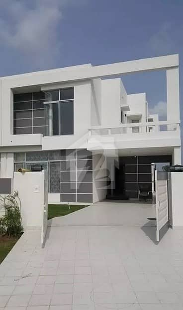 10 Marla Corner Brand New Double Storey House For Sale In Bankers Avenue Cooperative Housing Society