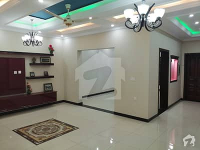 F-18 Fresh Beautiful Location 30x60 House Available For Rent