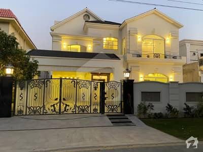 ای ایم ای سوسائٹی ۔ بلاک ڈی ای ایم ای سوسائٹی لاہور میں 5 کمروں کا 1 کنال مکان 6.25 کروڑ میں برائے فروخت۔
