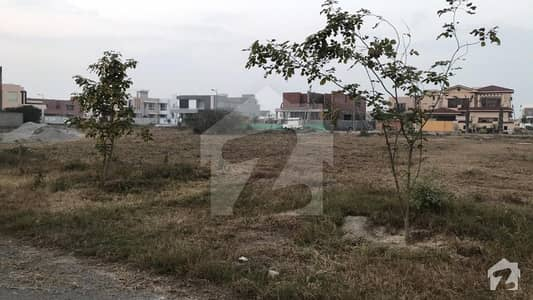 Dha Lahore Phase 6, Block K Hot Location 1 Kanal Ideal Plot 380 Series Available For Sale.