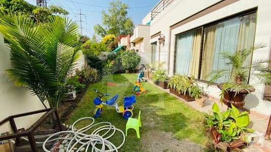 1 Kanal Slightly Used Bungalow For Sale Near Phase 5 Dha
