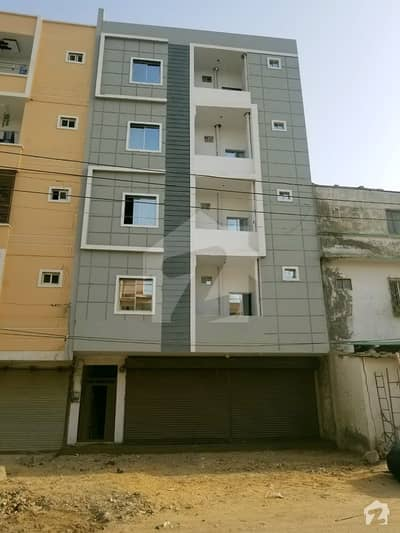 Good 650 Square Feet Flat For Sale In North Karachi