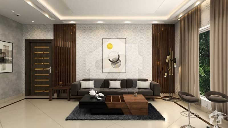 Gorgeous 587  Square Feet Flat For Sale Available In Bahria Town