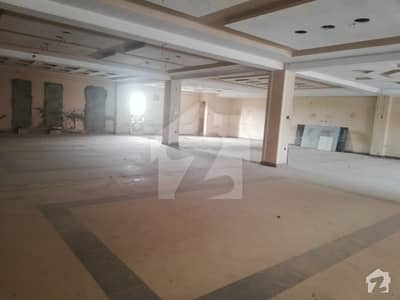 First Floor Hall for rent in PWD main Double road near to Gourmet Baker,Dubai Mall, MCB Bank,Pakistan Town Barrier Islamabad.