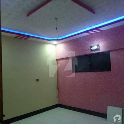 اسلامیہ کالونی سندھ انڈسٹریل ٹریڈنگ اسٹیٹ (ایس آئی ٹی ای) کراچی میں 3 کمروں کا 6 مرلہ فلیٹ 1.3 کروڑ میں برائے فروخت۔