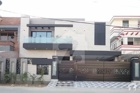 10 Marla Brand New House For Sale In Punjab Coop Housing Society