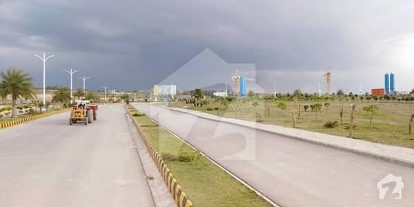 Gulberg Residencia Islamabad Size 10 Marla Plot File Available For Sale On Quarterly Installments