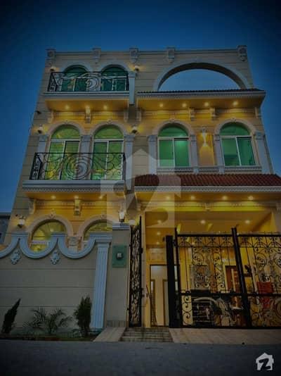 سینٹرل پارک ۔ بلاک اے سینٹرل پارک ہاؤسنگ سکیم لاہور میں 3 کمروں کا 5 مرلہ مکان 1.2 کروڑ میں برائے فروخت۔