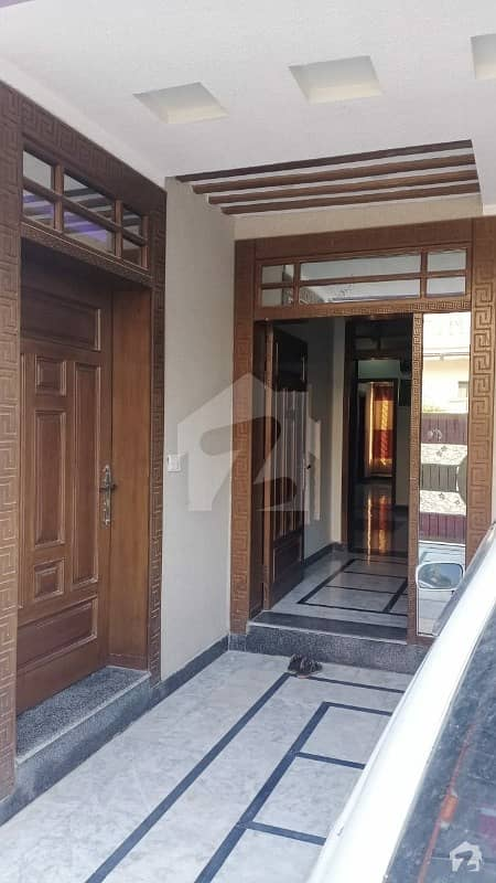 10 Marla House For Sale In Pwd Housing Society