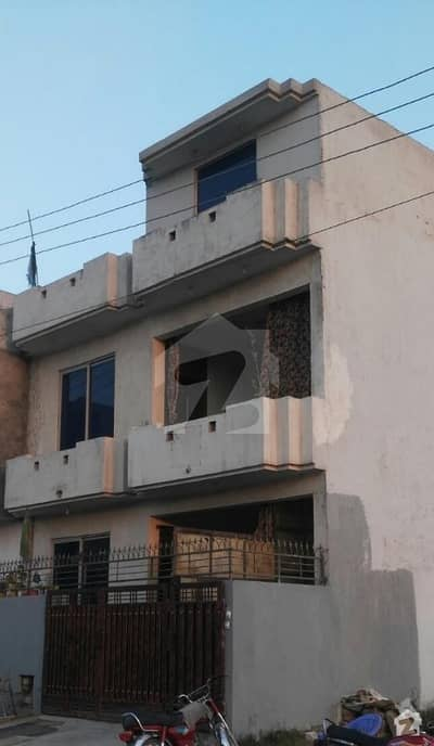 6 Marla Double Storey House For Sale In  I-14