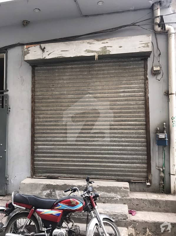 A Well Designed Shop Is Up For Rent In An Ideal Location In Lahore