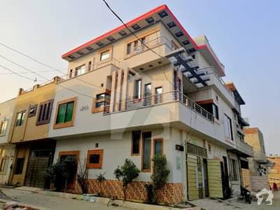 ٹھوکر نیاز بیگ لاہور میں 6 کمروں کا 5 مرلہ مکان 1.4 کروڑ میں برائے فروخت۔