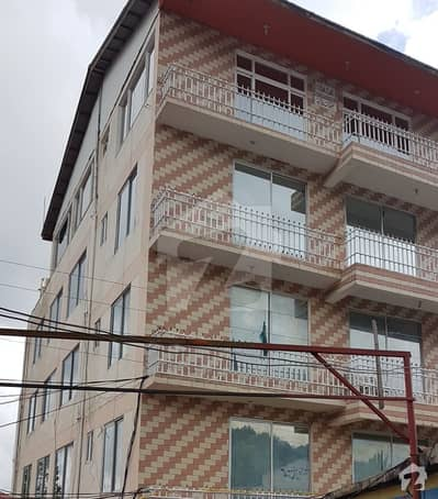 Flat Of 1100  Square Feet For Sale In Bhurban