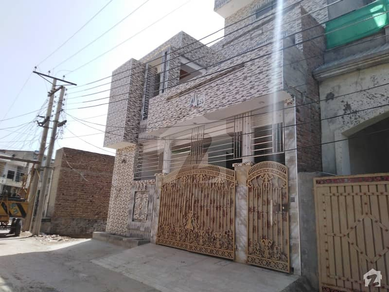 A Good Option For Sale Is The House Available In Khayaban-E-Sadiq In Sargodha