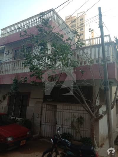 1080  Square Feet House Ideally Situated In Gulshan-E-Iqbal Town