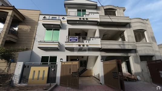 5 Marla Brand New Double Storey House Is Available For Sale In Airport Housing Society Sector 4 Rawalpindi