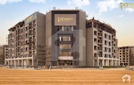 Paragon Towers Tower D Outer 4th Floor Apartment For Sale On Easy Installments Bahria Town Karachi