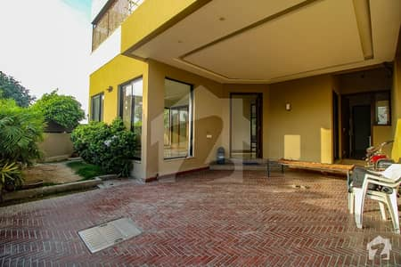 12 Marla Corner First Use Brand New Fully Basement House For Rent In Dha Phase 6