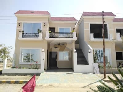 200 Sqyd Double Storey Bungalow For Sale