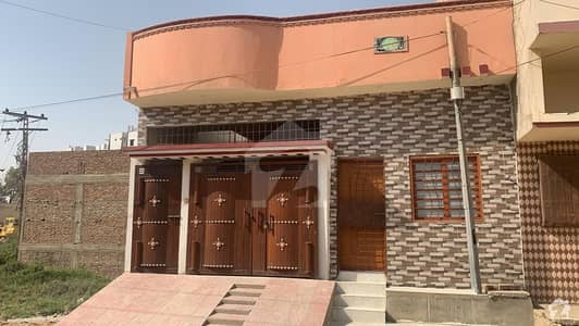 1080  Square Feet House In Zafar Housing Scheme For Sale