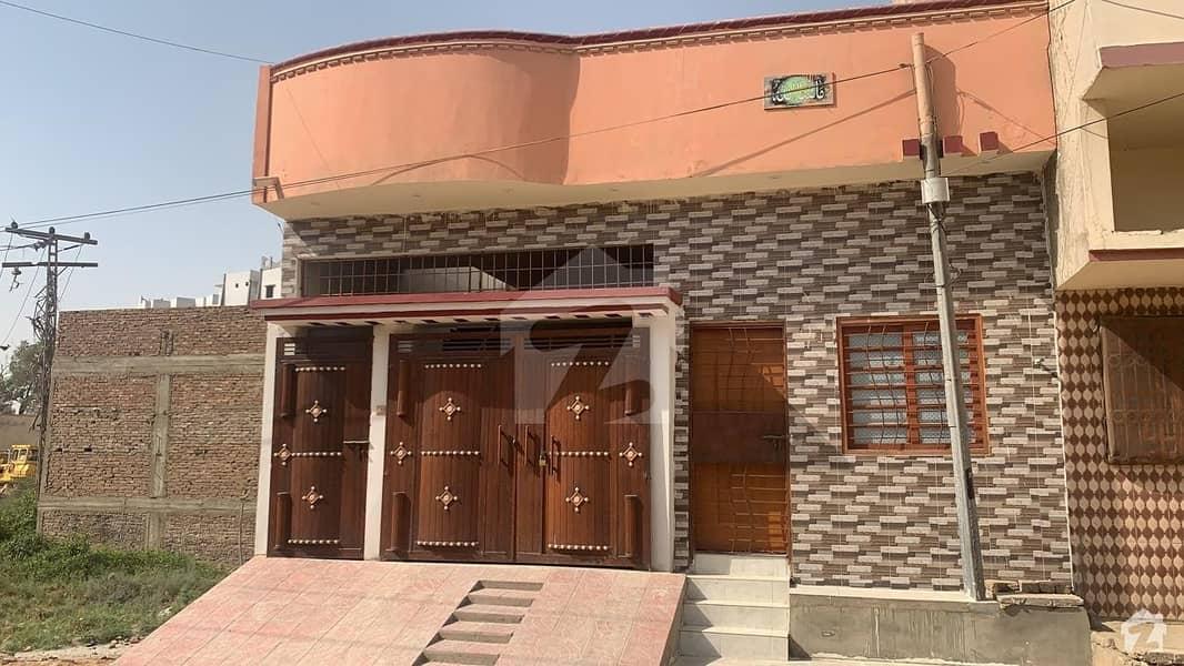 1080  Square Feet House In Zafar Housing Scheme For Sale