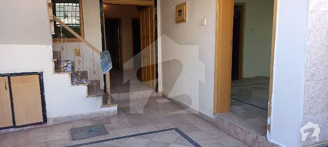 5 Marla Single Storey Independent House Is Available For Rent