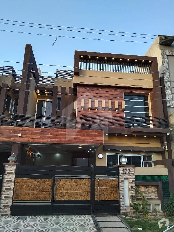 5 Marla Double Storey House For Sale In Al Hafeez Garden Housing Society