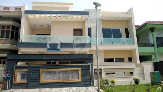 Double Storey House Is Available For Sale At The Most Ideal Location Of I-8, Islamabad
