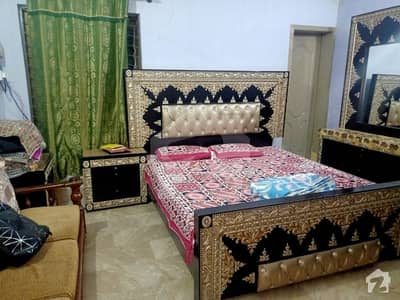 8 Marla Single Storey House Is Available For Rent In Shadab Garden Housing Society Lahore
