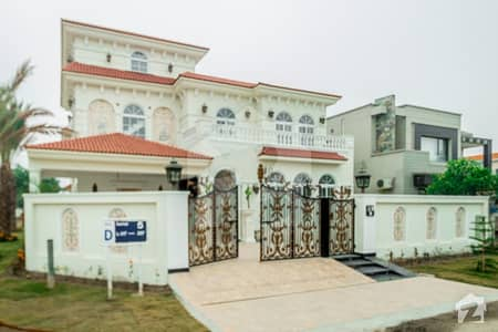 11.5 Marla Ideal Location House Available For Sale In Divine Garden Airport Road