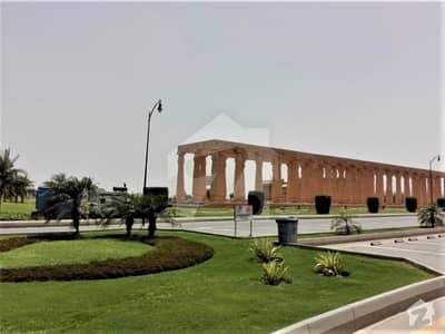 بحریہ ٹاؤن - پریسنٹ 26۔اے بحریہ ٹاؤن کراچی کراچی میں 5 مرلہ رہائشی پلاٹ 26 لاکھ میں برائے فروخت۔