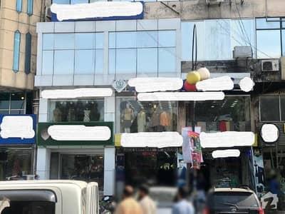 Commercial Rented Floor Jinnah Avenue Facing Near Savour Foods