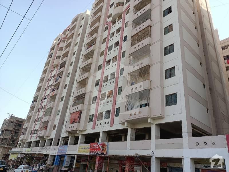 احسن آباد فیز 1 احسن آباد گداپ ٹاؤن کراچی میں 2 کمروں کا 5 مرلہ فلیٹ 45 لاکھ میں برائے فروخت۔
