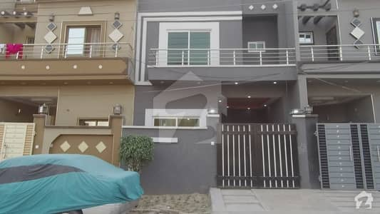 3 Marla Brand New House Is For Sale At Bismillah Housing Scheme