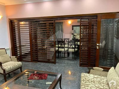 1 Kanal Beautiful Brand New Fully Furnished House Available For Rent