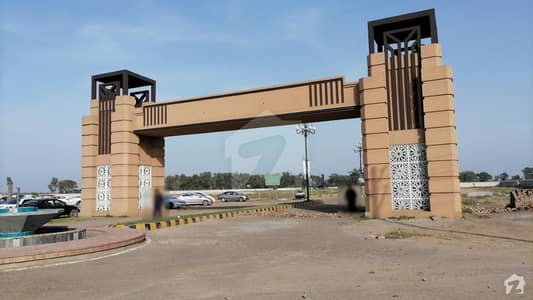 Low Budget Portion For Sale In Maryam Town On Easy Installments