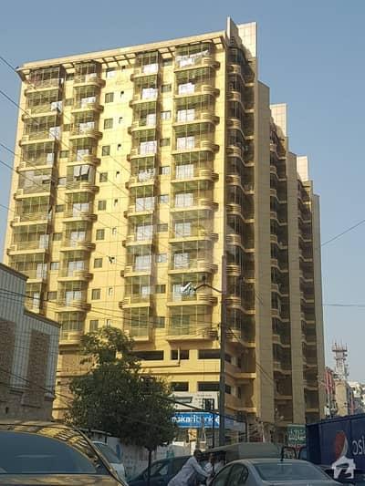 فیڈرل بی ایریا ۔ بلاک 10 فیڈرل بی ایریا کراچی میں 2 کمروں کا 4 مرلہ فلیٹ 95 لاکھ میں برائے فروخت۔