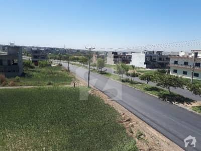 آئی ۔ 14 اسلام آباد میں 7 مرلہ رہائشی پلاٹ 1.1 کروڑ میں برائے فروخت۔