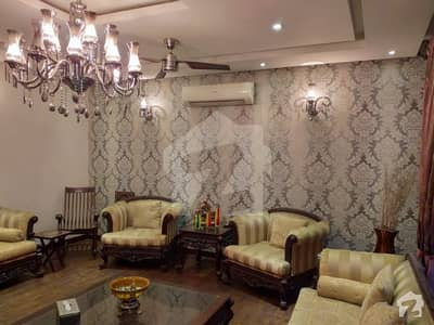 One Kanal Brand New Furnished  Beautiful Luxury House For Sale In Phase 1 Block N